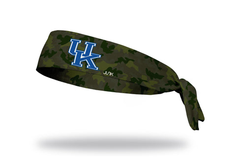 JUNK Camo Athletic Headband University of Kentucky