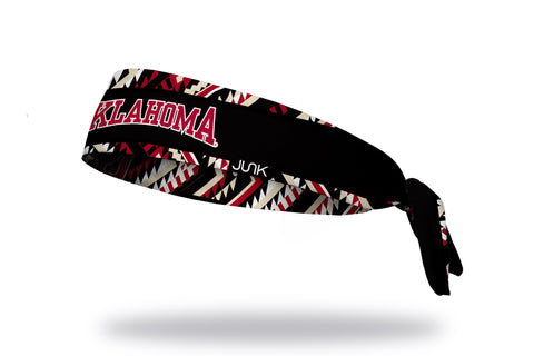 South Oval Flex Tie