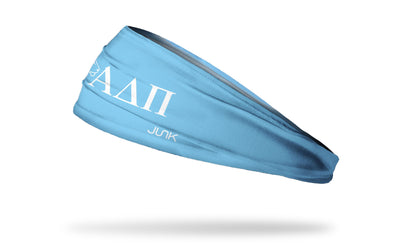 Alpha Delta Pi (ADPi) Lion Greek Letters Headband