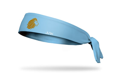 Alpha Delta Pi (ADPi) Golden Lion Tie Headband