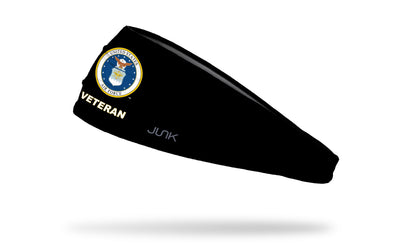 United States Armed Forces Air Force logo emblem headband