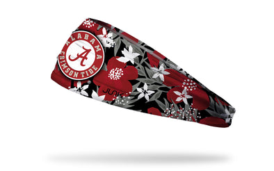 University of Alabama: Hawaiian Floral Headband