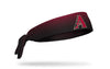 Arizona Diamondbacks: Gradient Tie Headband