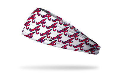 Atlanta Braves: Repeating Headband