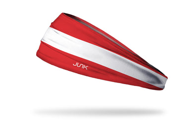 Austria Flag Headband