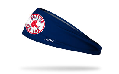 Boston Red Sox: Bo Sox Navy Headband