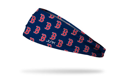 Boston Red Sox: Repeating Headband