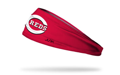 Cincinnati Reds: Logo Red Headband