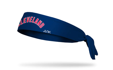 Cleveland Indians: The Land Navy Tie Headband
