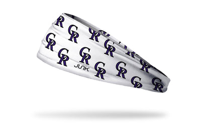 Colorado Rockies: Repeating Headband