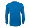 JUNK Blue Long Sleeve Tee