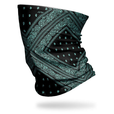 Electric Mint Bandana Gaiter