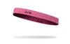 Electric Pink Thin Band