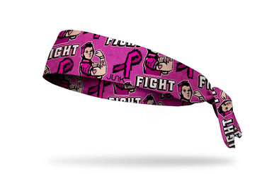 Fight Like A Girl Headband