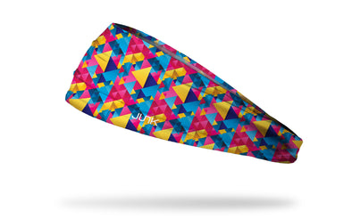 Flying Triangles Headband