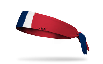 France Painted Flag Headband