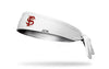 Florida State University: Baseball White Tie Headband
