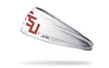 Florida State University: FSU White Headband