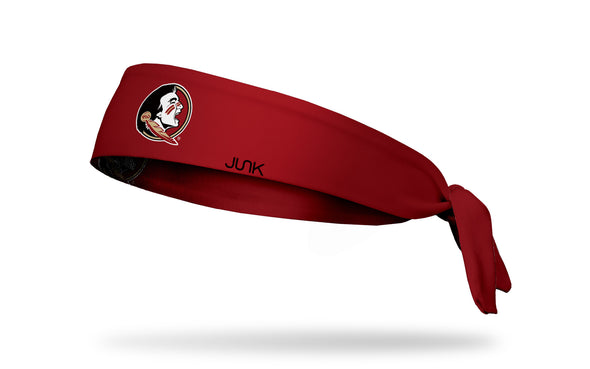Florida State University: Seminole Garnet Tie Headband
