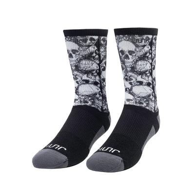 Graveyard Militia Athletic Crew Sock