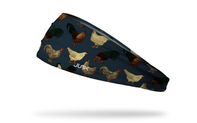 Hen House Headband