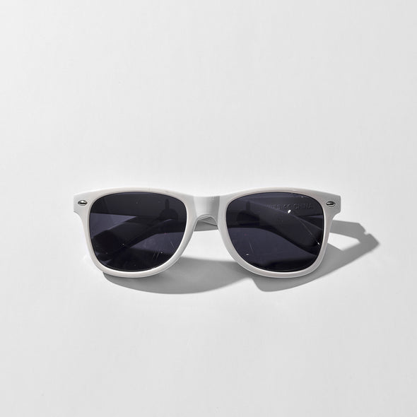White JUNK Sunglasses