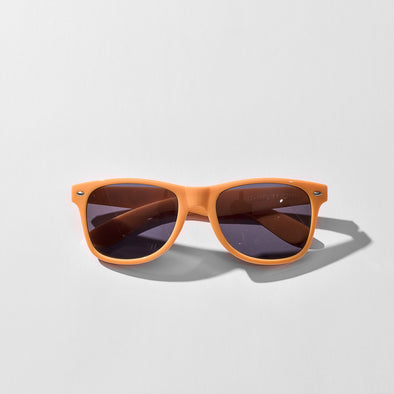 Orange JUNK Sunglasses