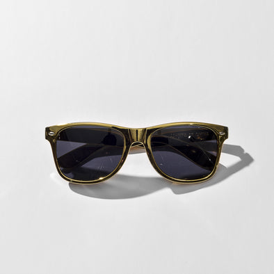 Gold JUNK Sunglasses