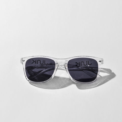Transparent JUNK Sunglasses