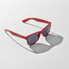 Red JUNK Sunglasses