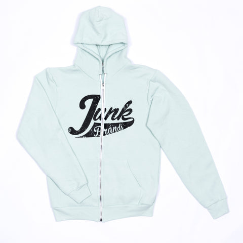 Athletic Mint Hoodie