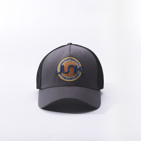 JUNK Nation Grey Cap