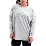 Grey LAX T-Shirt