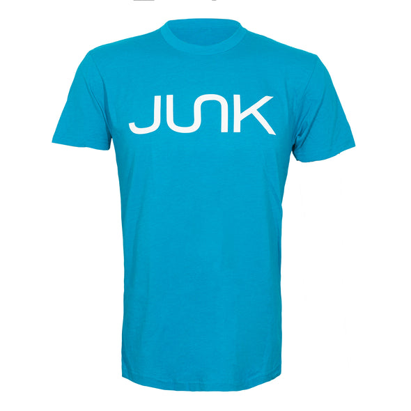 JUNK 60/40 Turquoise Tee