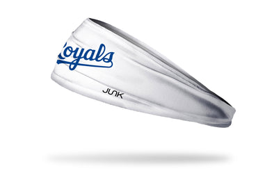 Kansas City Royals: Home Headband
