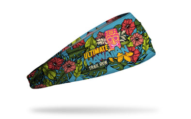 Hawaiian Trail Run Tiki Headband