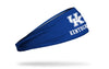 University of Kentucky: Wordmark Royal Headband