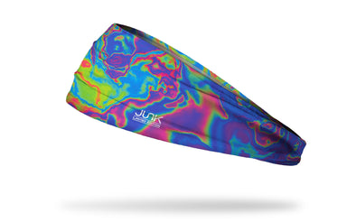 Color Spill Headband - Limited Edition