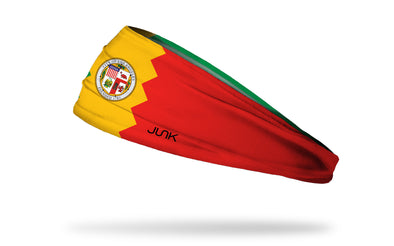 Los Angeles Flag Headband