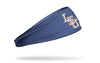 Louisiana State University: LSU Baseball Blue Headband