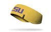 Louisiana State University: Logo Gold Ear Warmer