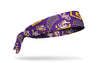 Louisiana State University: Overload Purple Tie Headband