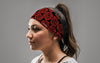 Luxury Roses Headband