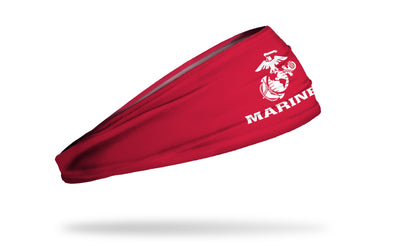 officially licensed United States Marines red headband