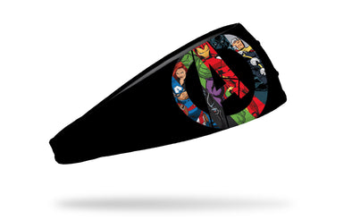 Avengers Marvel Headband