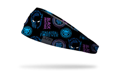 Black Panther Marvel Headband
