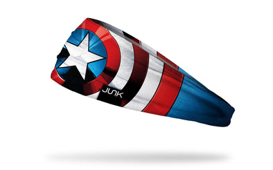 Captain America Marvel Headband