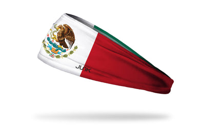 Mexican Flag Headband