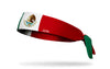 Mexican Flag Tie Headband