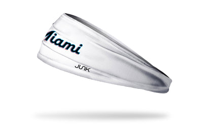 Miami Marlins: Home Headband
